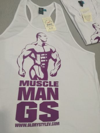 Фитнес потници Muscle MAN GS