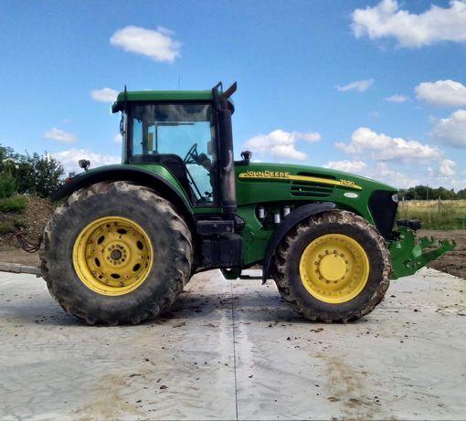 Tractor John Deere 7820 PowerQuad