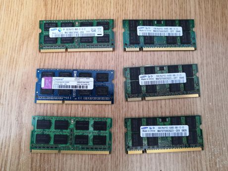 Placute ram laptop DDR3 2Gb