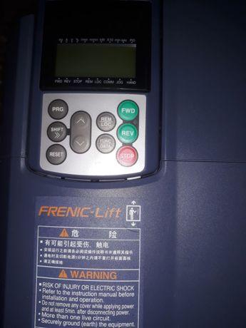 Честотен регулатор,инвертор Fuji-Lift 5,5КВ/400v