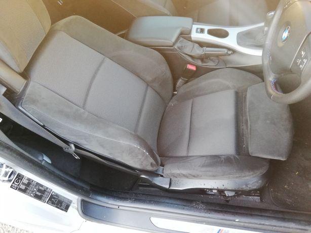 Interior recaro alcantara BMW e93