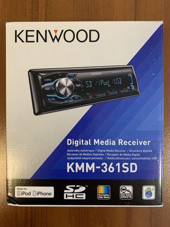 Kenwood car Radio/USB/SD/, made for iPod/iPhone