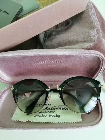 Слънчеви очила Miu Miu