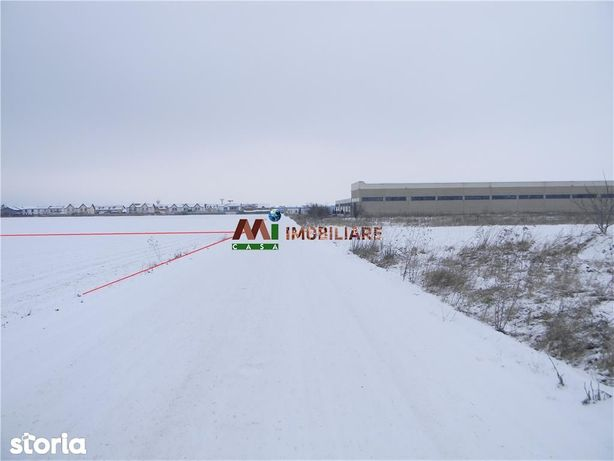 teren pentru hale Ghimbav-Brasov