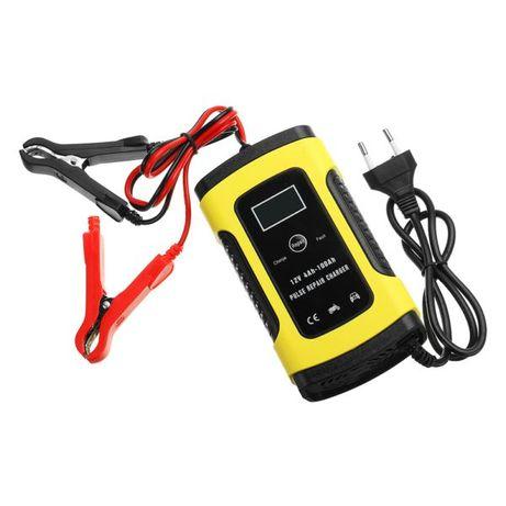 Зарядное устройство 12V 6A для кислотных и герметичных аккумуляторов