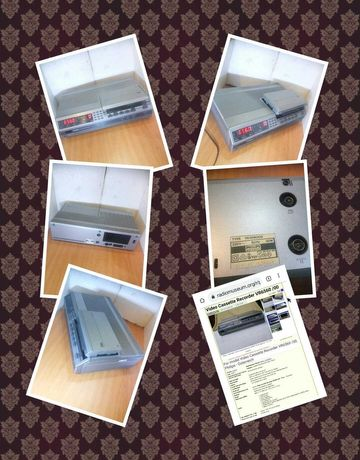 Videorecorder RARITATE Philips VR 6560