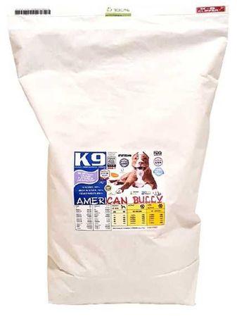 K9 American Bully специализирана американска храна за американско були