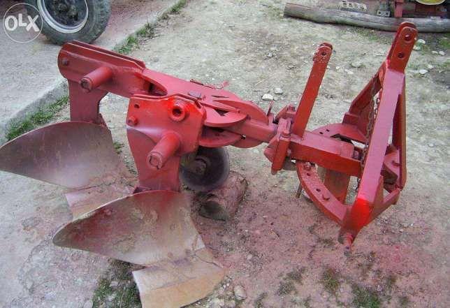Plug agricol 2 brazde model reversibil