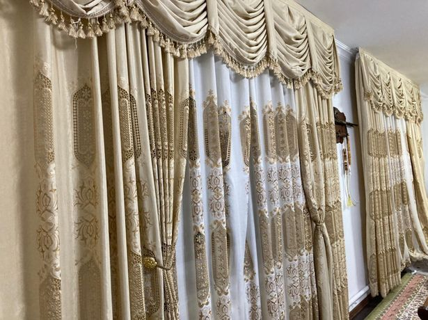 шторы заказга тигилген оте адеми