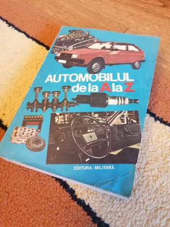 "Volumul ""Automobilul de la A la Z-1985"