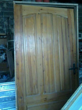Продам д верь деревянная размер 1000×2100 мм