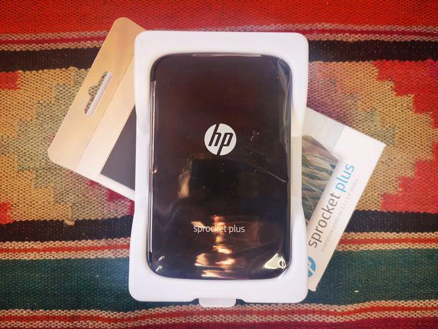 Imprimanta wireless instant zink HP Sprocket Plus