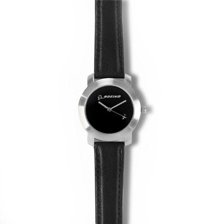 Часы наручные Boeing, черный циферблат, авиационные, женские