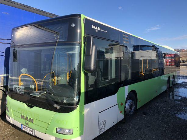 Autobuz Man Lions 2010 , 46+49 locuri