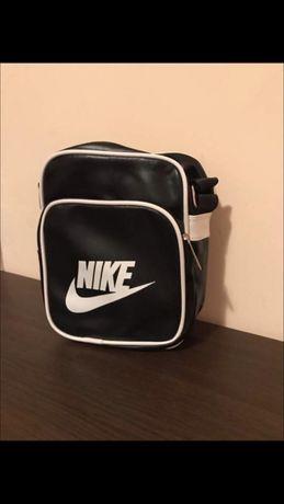 Мъжка чанта NIKE от еко кожа 2