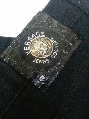 Blugi Originali Versace fără urme de purtare