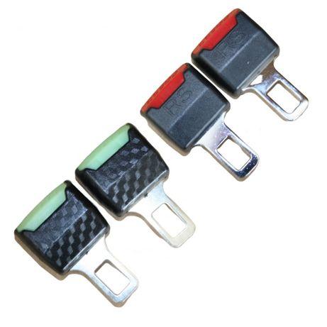 Комплект 2 бр Закопчалки за колан за Автомобил , Бус , Камион и други