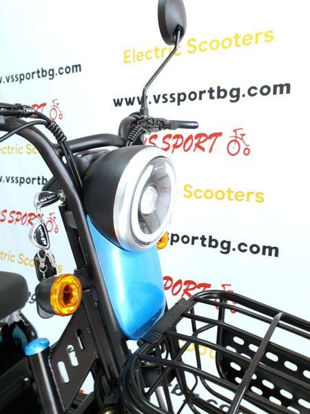 Електрическа триколка VS 140 • 48V 500W гр. Бургас - image 1