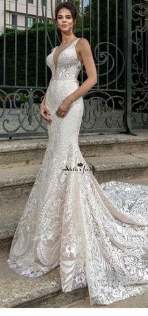 Сватбена/ Булчинска рокля Atelier Ivoire