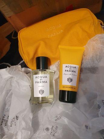 Pachet Aqua di parma parfum gel dus