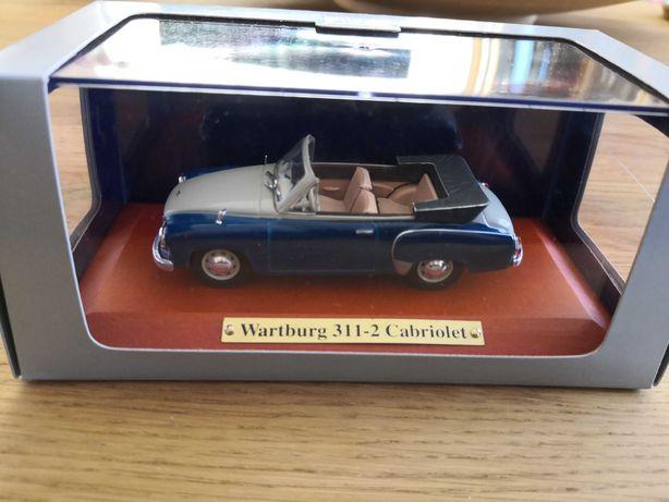 Se vinde machetă,jucarie Wartburg 311-2 cabriolet