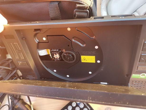 Dvd player portabil