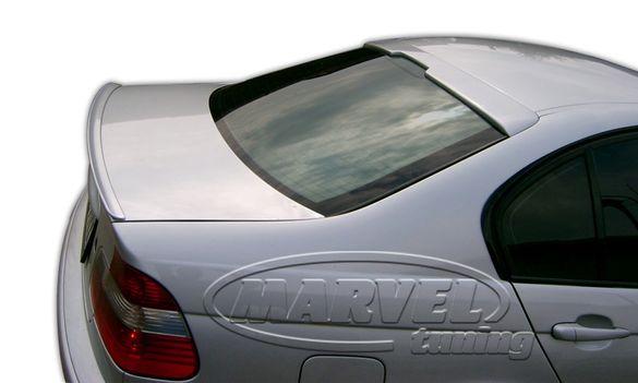 Спойлер задно стъкло (сенник) за трети стоп за BMW E46 БМВ Е46