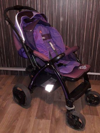 Продавам бебешка/детска количка Adamex Quatro Rally