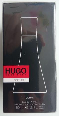 Parfum Hugo Boss Deep Red, EDP 50 ml, sigilat original