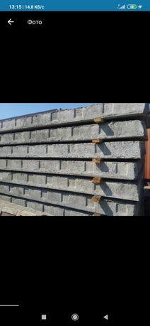 Плиты НМ блоки-60 ПК 28,58,63,64,90, ФБС-4 Ригеля,  колонны по 9,10м