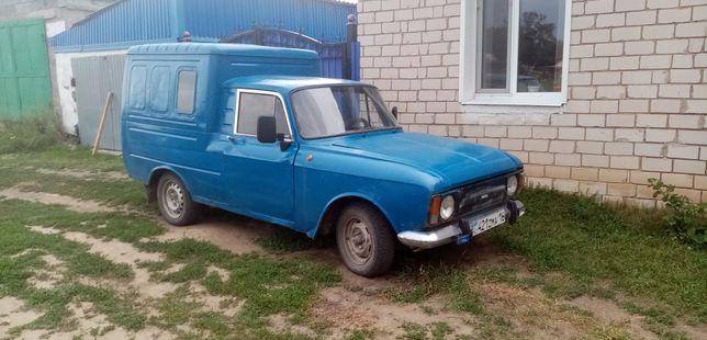 Пирожковоз   ИЖ 2715