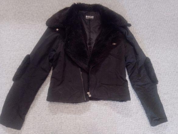 Дамско яке - късо