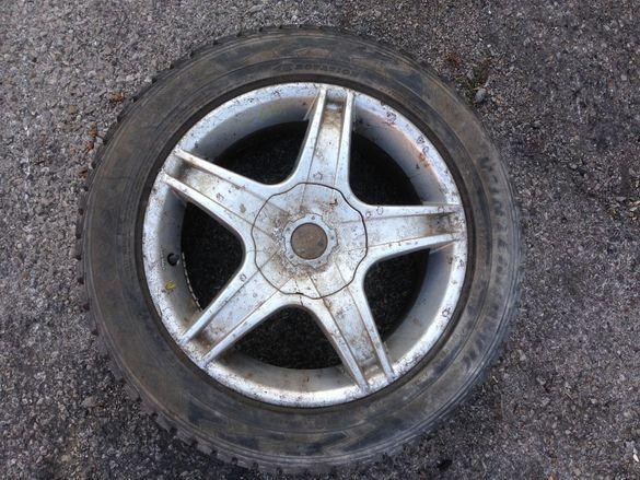 """алуминиева джанта 16"""" Ford с гума"""