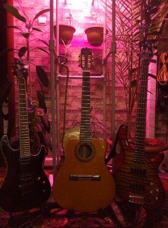 Обучение игре на гитаре Алматы