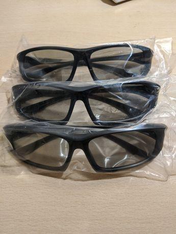 Set 3 x perechi ochelari 3D Sharp