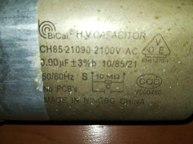 Condensator+dioda