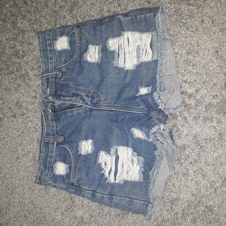 Шорты джинсовые на лето