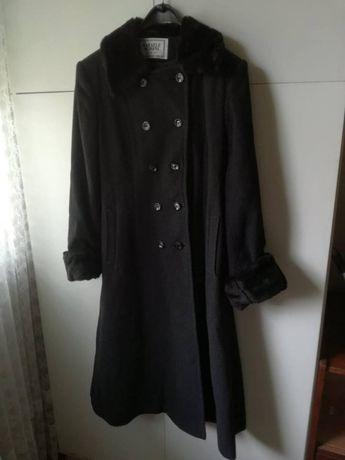 Дълго палто от кашмир