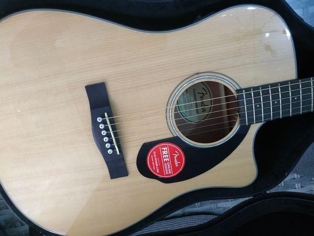 Продам новую гитару fender usa