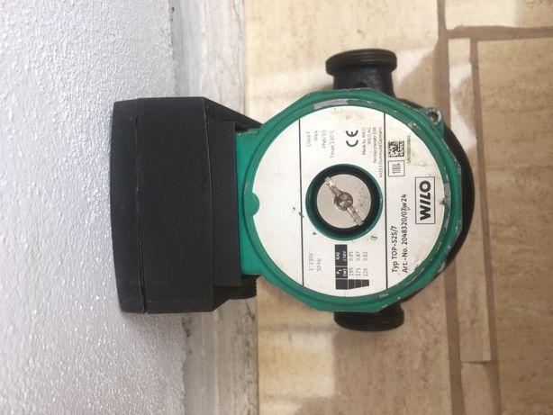 vand pompa recirculare wilo top s25/7