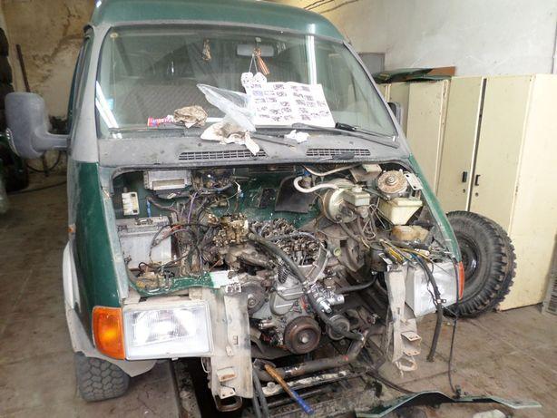 СТо ремонт двигателя Газелей ЗИЛ газ 53