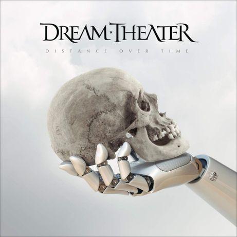 2LP NOU Dream Theater - Distance Over Time - disc vinyl vinil plus CD