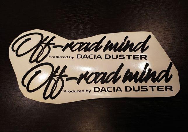 Stickere Dacia Duster/ Logan