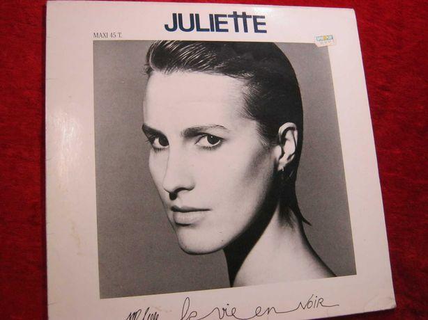 Виниловая пластинка макси сингл JULIETTE (GERMANY)