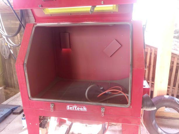 Cabină de sablat 990L