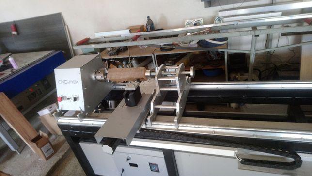 Strung CNC pentru lemn