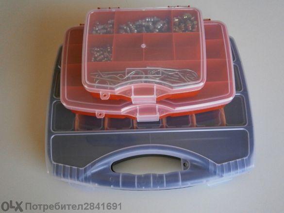Куфар кутия / органайзер / за дребни части
