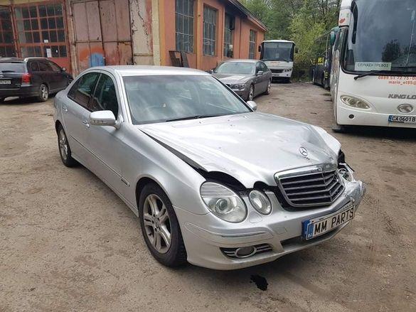 Mercedes W211 E220CDI 170кс автоматик Facelift НА ЧАСТИ!