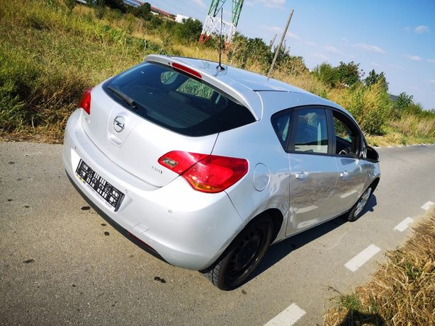 Haion Opel Astra J Hatchback