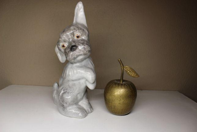Figurina Caine portelan de colectie, ANGLIA